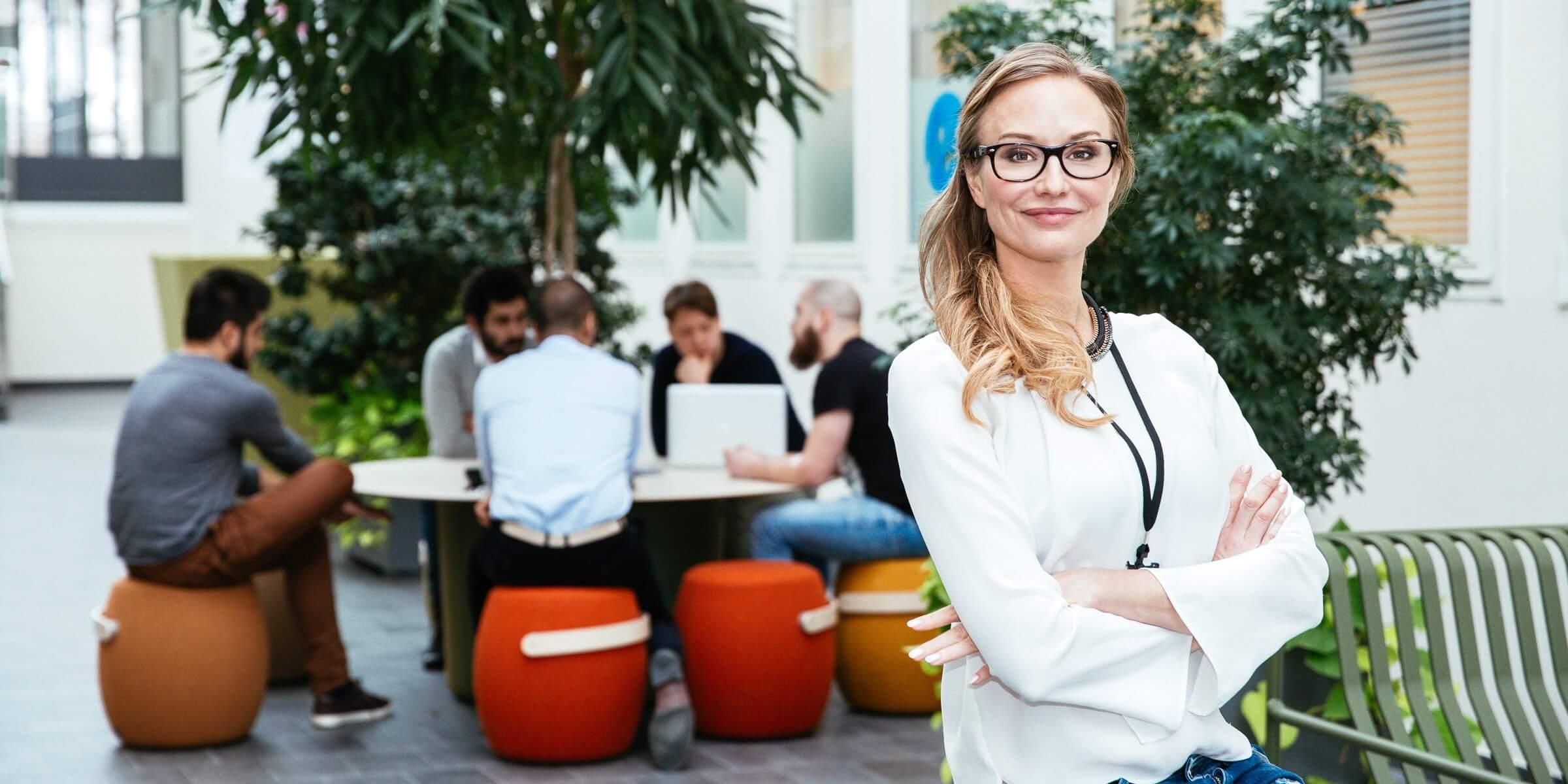 Sveriges ledande tech kvinna Tuva Palm - CTO och CPO på Nordnet
