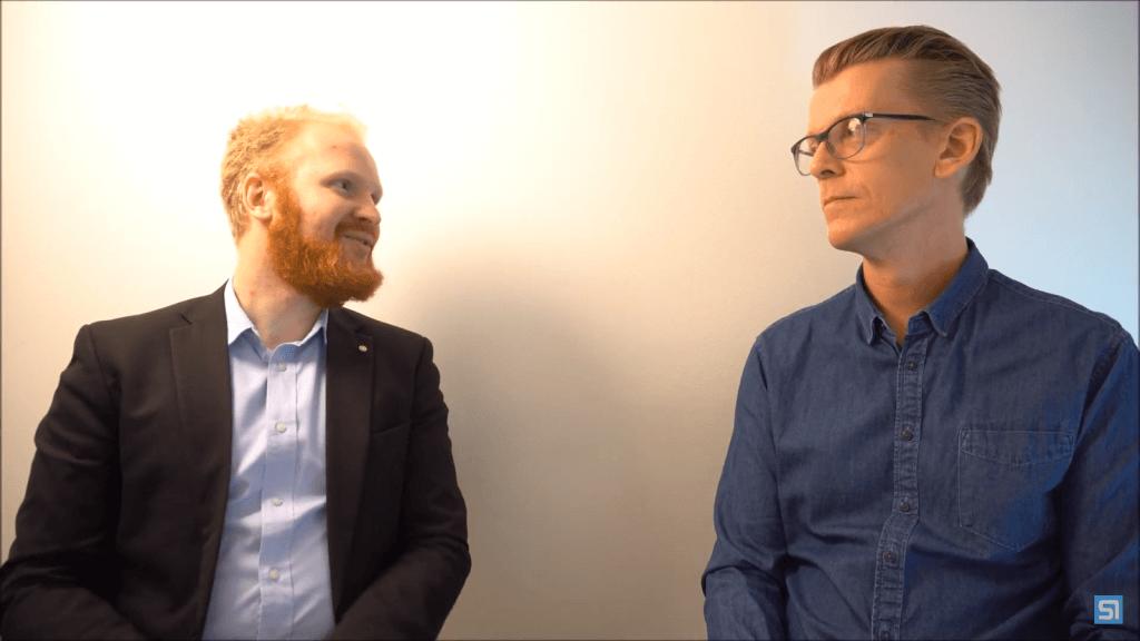 Lyckas som Creative Director - lyssna på Ingemar Varp på iZettle