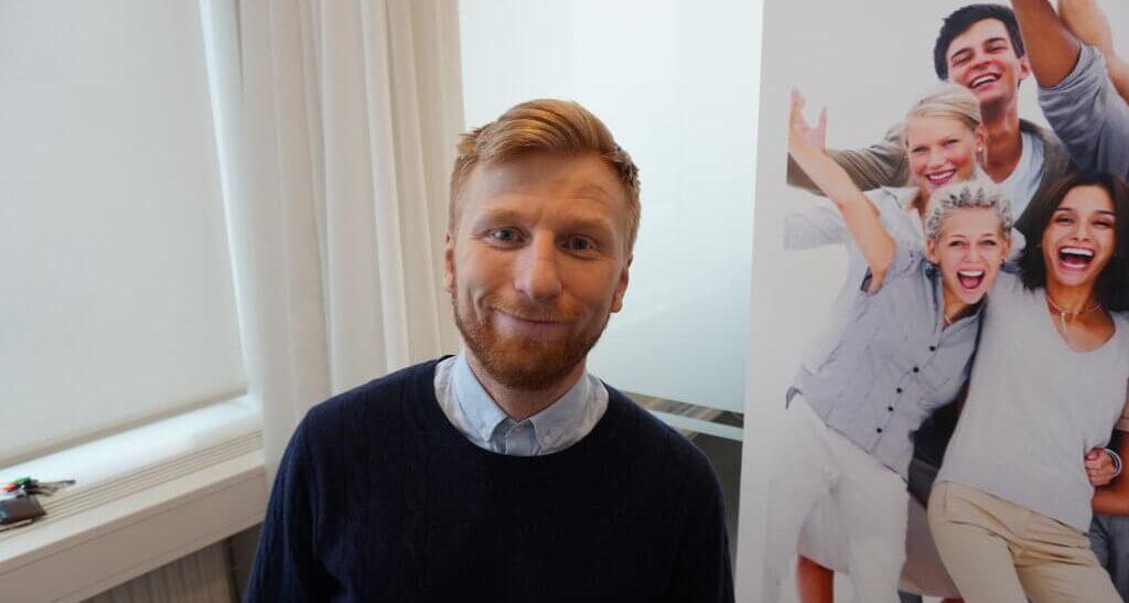 Aron Östergård på Sogeti ger karriärtips till dig som vill jobba på ett IT-konsultbolag.