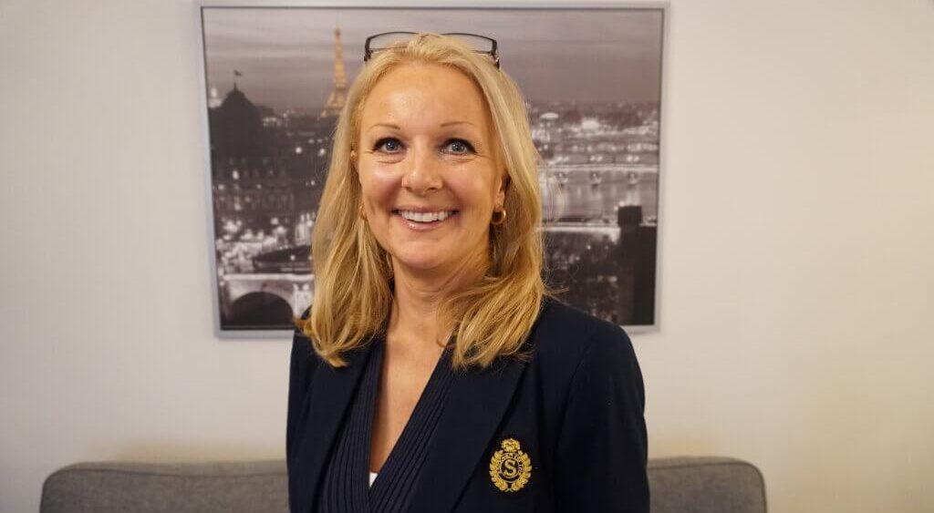 Få drömjobbet, sätt intervjun - Tips av headhuntern Marie de Laval